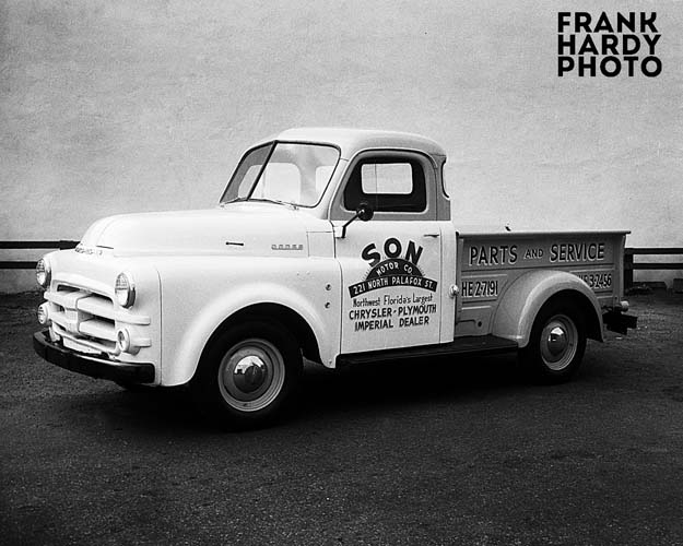 Son Motors Frank Hardy Made My Photographs Two