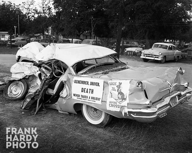 Wrecked Car 1 _ RTP _ 4 June 13   SFW