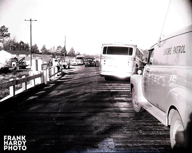 Milton Bridge Car Wreck 3   _ RTP _ SFW