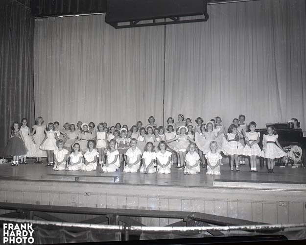 Hoffman Dance Group 1 _ 1956 _ RTP _ SFW