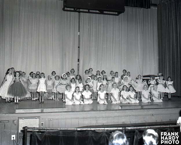 Hoffman Dance Group 6 _ 1956 _ RTP _ SFW
