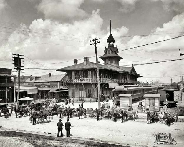 Pensacola In The Early 1900 S Frank Hardy Made My