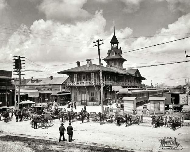 Pensacola Railroad Station _ SFW