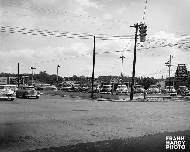 Bill Jones Used Car Lot  2 _ RTP _ SFW