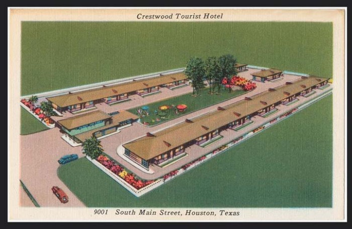 Crestwood Tourist Hotel _ OK  _ SFW