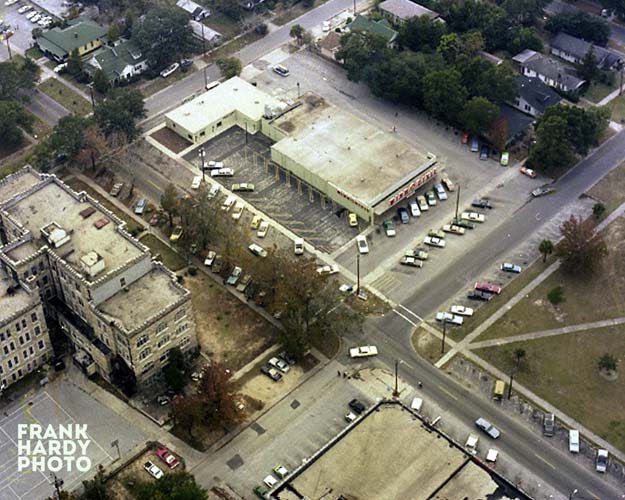 Aerial view of 12th and Gonzalez_SFW